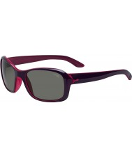 Cebe Idyll fiolett krystall rosa solbriller