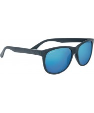 Serengeti Ostuni pusset mørk grå polarisert 555nm blå solbriller
