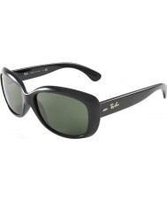 RayBan Rb4101 58 jackie ohh sorte 601 solbriller