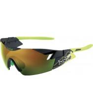 Bolle Sjette sans matt røyk grønn brun smaragd solbriller